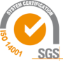 System Certification ISO 14001 SGS