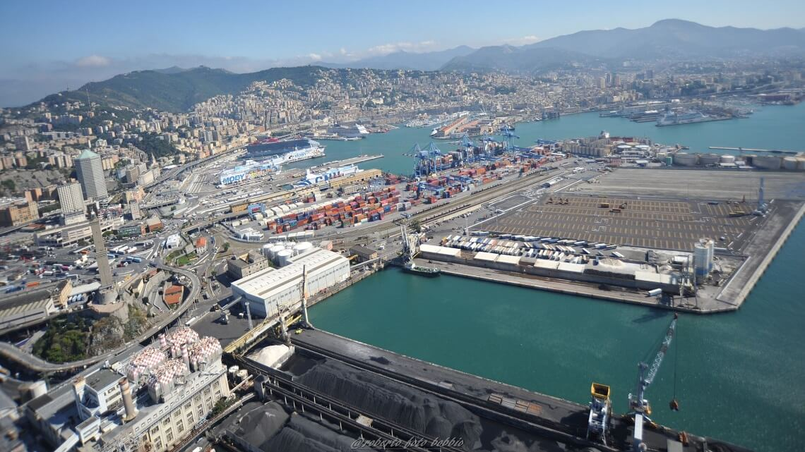 Calata Bettolo Terminal opens with MSC Sena