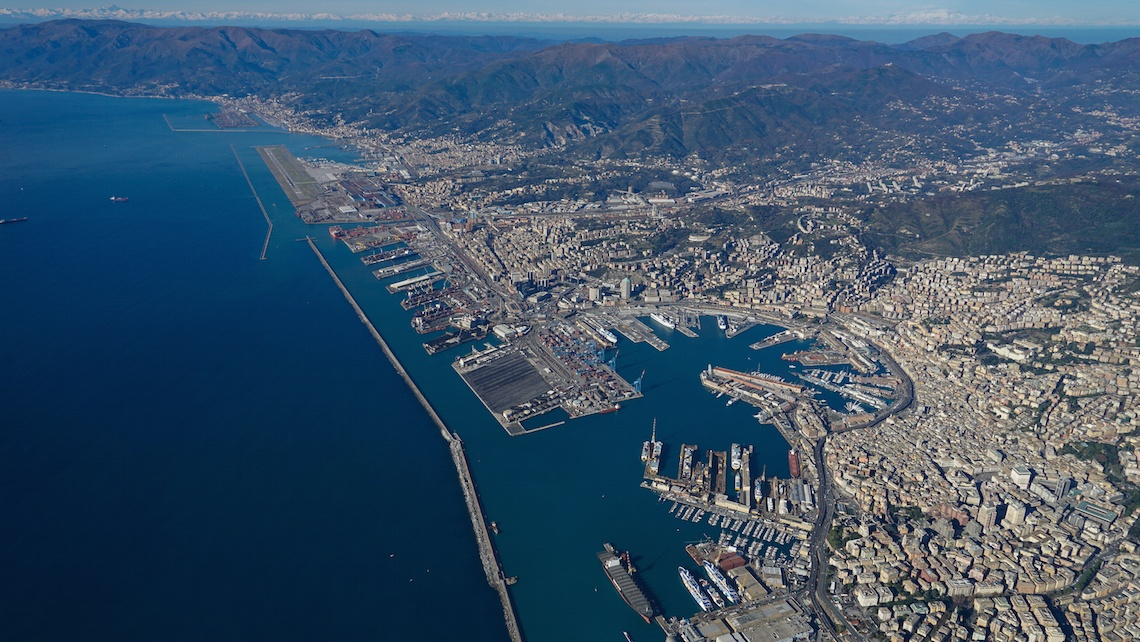 The Ports of Genoa guarantee the supply chain for essential goods