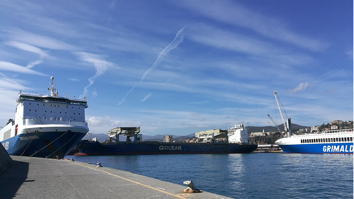 Savona Terminal Auto port concession has been extended a further 17 years