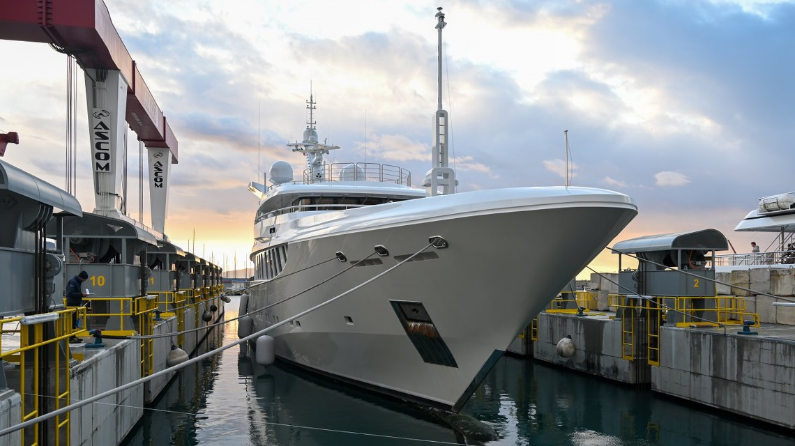 Amico & Co, nuovo ShipLift per megayacht