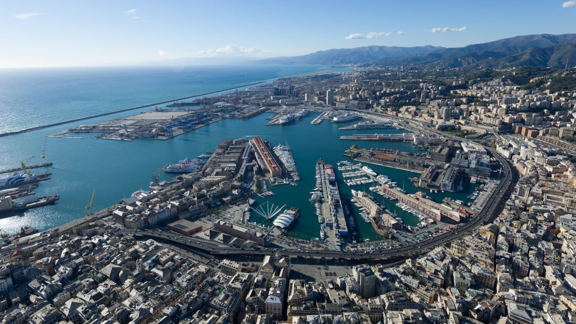 The Investment Programme under the Emergency Decree for Genoa